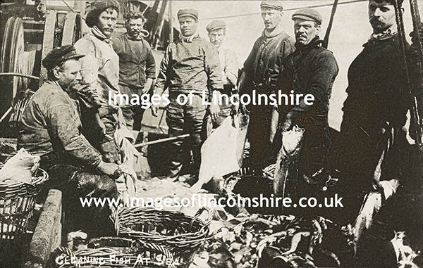 Cleaning_Fish_at_Sea_by_Shaw_of_Grimsby