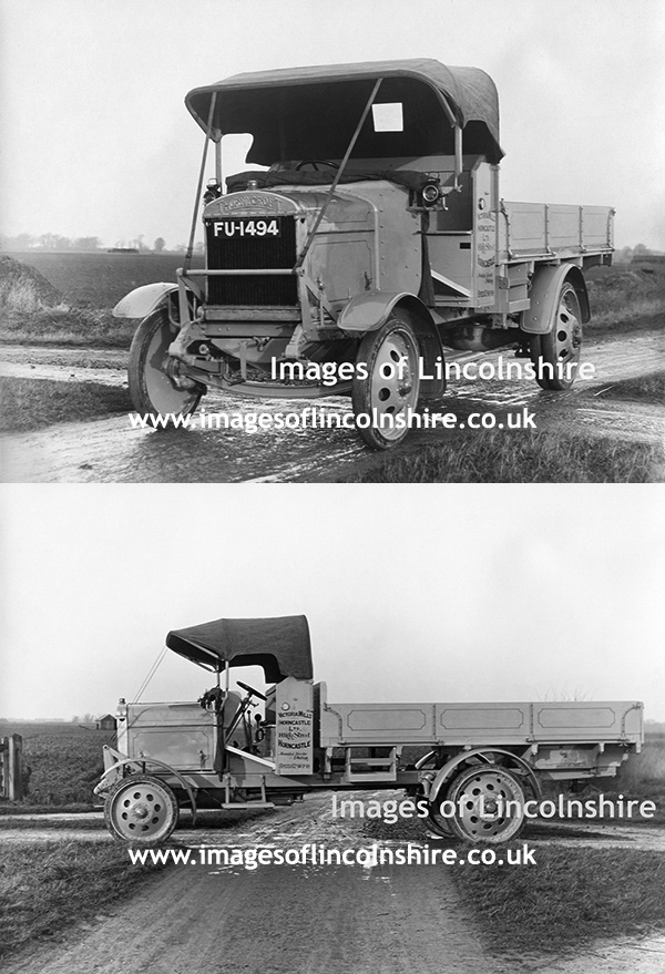 Early_Horncastle_Lorry