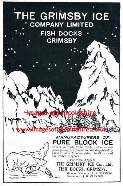 Grimsby_Ice_Company_Advertisement_1928
