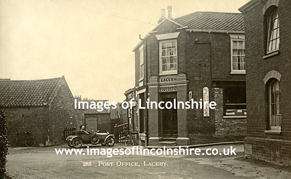 Laceby_Post_Office_c1920