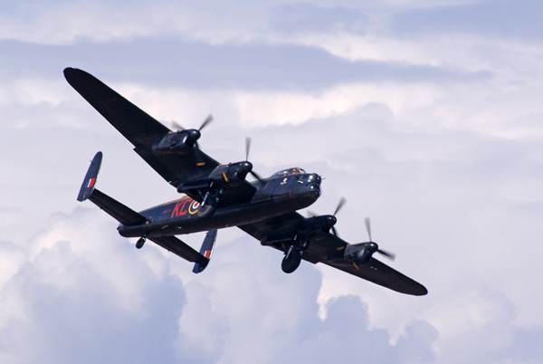 Cleethorpes Airshow 2013 - Lancaster