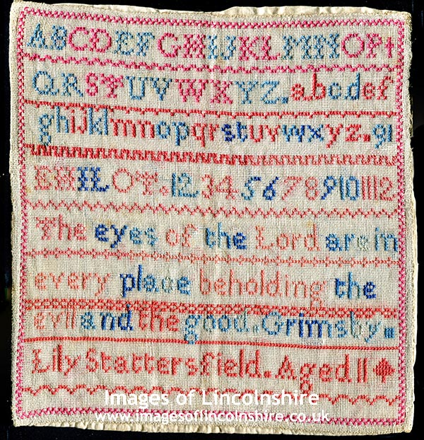 Victorian_Embroidery_Sampler_by_Lily_Stattersfield_1891