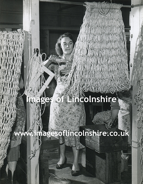 Cosalt_Trawler_Net_Making_c1950