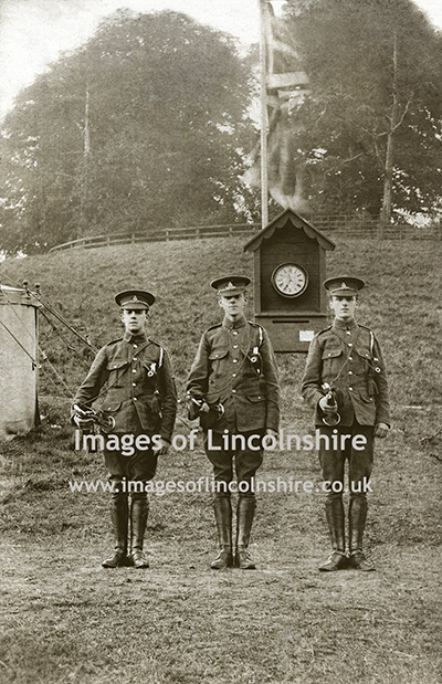 WWI_Military_Buglers_7am_Reveille