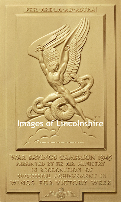 1943_Wings_for_Victory_Plaque