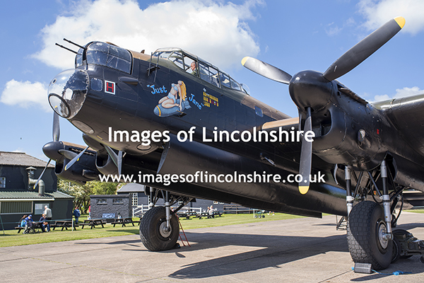 East_Kirkby_Avro_Lancaster_Just_Jane_21st_May_2019