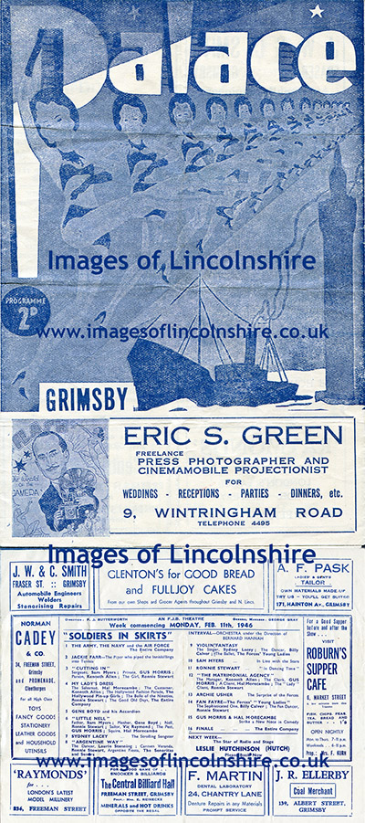 1946_Grimsby_Palace_Theatre_Programme