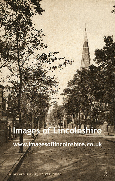 St_Peters_Avenue_Cleethorpes_Photogravure